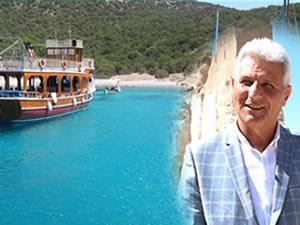 Hasankeyf'te tekne ruhsat yetkisi Belediye'de