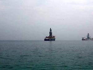 Kanuni Sondaj Gemisine koronavirüs kapsamında giriş çıkış yasaklandı