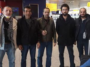 5 Türk denizci Londra Heathrow Havaalanı transit geçiş bölgesinde mahsur kaldı