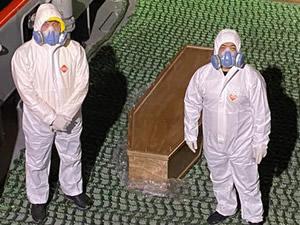 Çinli COSCO'nun işletmesindeki geminin kaptanı, İstanbul'da koronavirüsten hayatını kaybetti
