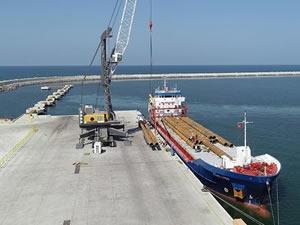Karasu Limanı'ndaki Ro-Ro seferlerinde yolcu ve araç taşınmayacak