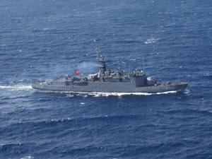Deniz Kuvvetlerin'den Ege ve Doğu Akdeniz'de hazırlık eğitimi