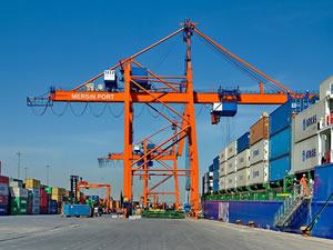 Mersin Limanı'nda acenteler başvurularını elektronik evrakla yapabilecek