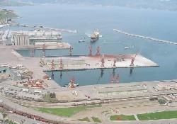 Bandırma'dan 118 milyon $ ihracat