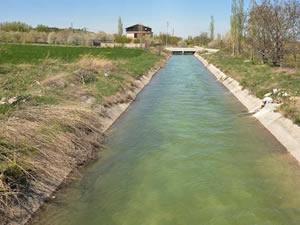 Konya Ereğli İvriz Sol Sahil Sulamada imzalar atıldı