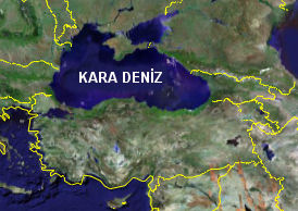 Karadeniz'de doğalgaz arayışı