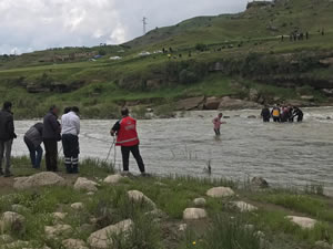 Siirt'te Botan Çay'ına giren 17 yaşındaki genç boğuldu