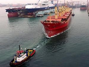 2020'nin ilk çeyreğinde 354 milyon dolarlık gemi ihracatı yapıldı