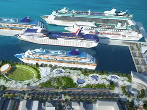 Global Ports Holding'in, Nassau tahvil ihracı 130 milyon dolar getirdi