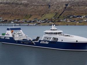 Sefine, Bakkafrost ile Faroe'ya açılıyor