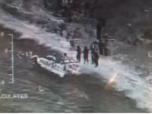Yunanlar göçmen botunu patlattı, 1 kişi hayatını kaybetti