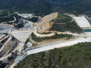 Girme Barajı'nın sulama ihalesi yapıldı