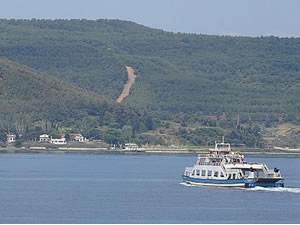 Gökçeada'ya feribot seferleri 7 güne çıkıyor