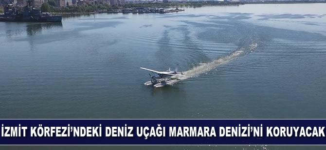 İzmit Körfezi'nin kanatlı koruyucusu tüm Marmara Denizi'ni koruyacak