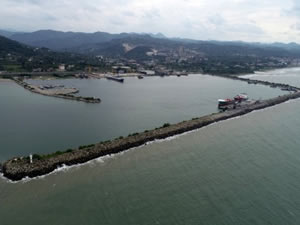 Ünye Limanı Karadeniz'in lider limanı olacak