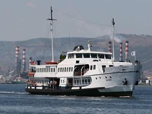 Kocaeli'de feribot seferleri normale dönecek