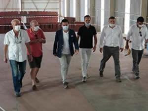 Bodrum'da iki yelkenli tekne için kaynak töreni düzenlendi