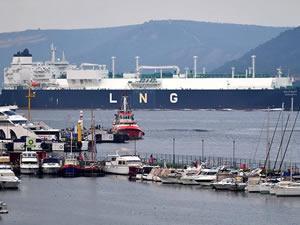 Cezayir'den yola çıkan LNG gemisi 22 Haziran'da Türkiye'ye ulaşacak