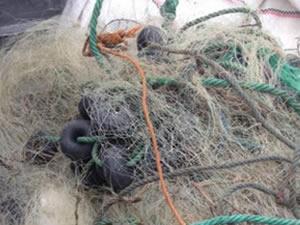 Mersin'de kaçak balık avlayanlara 62 bin 900 lira ceza