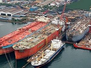 Japonya'ya verilen gemi siparişleri Mayıs ayında arttı