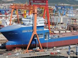 Çin'in gemi inşa üretimi, ilk 5 ayda yüzde 20 düşüş yaşıyor
