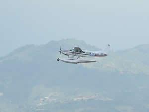 Çevre ve Şehircilik Bakanı Kurum, İzmit Körfezi'ni havadan denetledi