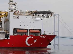Yavuz gemisi'ne AB-RUM provokasyonu