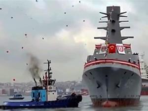 Türk Donanması, TCG Ufuk'u bekliyor