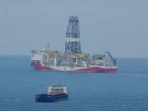 Karadeniz'e ilk defa milli sondaj gemisiyle operasyon yapılacak