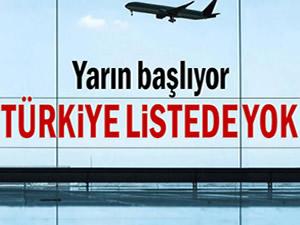 """Avrupa Birliği, Türkiye'yi """"Güvenli Ülke"""" listesine almadı"""