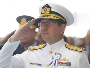 Deniz Kuvvetleri Komutanı Adnan Özbal, Libya'da!
