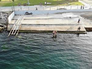 'Kartal'dan Çınarcık'a yüzme etkinliği' için ilk kulaç atıldı