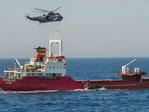 Fransa, 'Denizi Muhafızı' operasyonundan çekildi