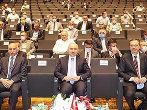 Yeni normalin ilk İMEAK DTO Meclis toplantısı düzenlendi