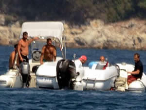 Kaptansız kalan bot, herkesi korkuttu!