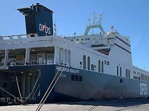 DFDS Akdeniz İş Birimi, Sete'ye gelişinin birinci yılını kutluyor
