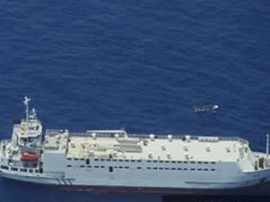Malta, kurtarılan 50 göçmenin hayvan gemisinden inmesine izin verdi
