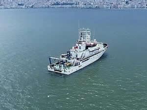 İzmir Körfezi'nde suda iyileşme bilimsel veriler ışığında gözlemleniyor