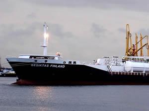 Beşiktaş Denizcilik, İsveçli Alba Tankers'e ortak oldu