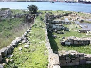 Kyme antik kentine yapılacak limanın imar planı onaylandı