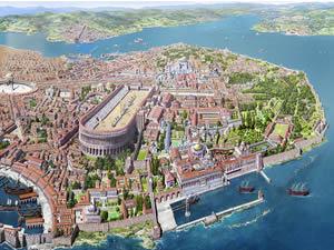 İBB, Yenikapı kazılarında ortaya çıkan tarihi Theodosius Limanı için yarışma düzenliyor