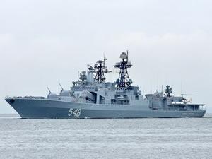 Rus Donanması hipersonik silahlarla donatılmış fırkateynleri filosuna katıyor