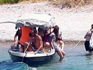 Foça'daki tekne faciası göz göre göre gelmiş!