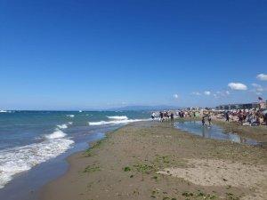Kocaeli ve Karasu'da denize girmek yasaklandı