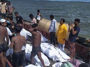 Öğrenci ve öğretmenlerin bindiği tekne alabora oldu: 17 ölü