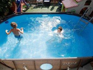 Havuz satışlarında talep patlaması yaşanıyor
