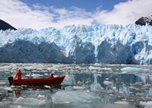 Antartika'da 18 kiloluk bir göktaşı bulundu