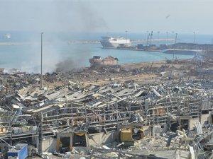 Lübnan Gümrük Müdürü Badri Daher'den patlama açıklaması: 2014'ten beri yetkilileri defalarca uyardık