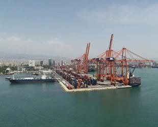 Fuat Oktay: Mersin Limanı, Lübnan'ın hizmetinde olacak