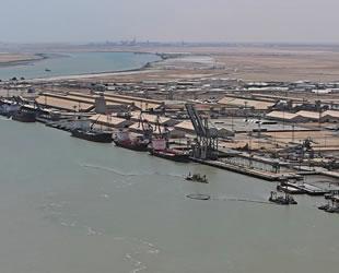 Irak, liman ve sınır kapılarından kimyasal madde içeren konteynerleri kaldırıyor